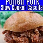 Cacoila Portuguese Style Pulled Pork MAIN