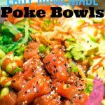 Ahi Tuna Poke Bowl 3