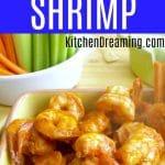 Oven Roasted Buffalo Shrimp MAIN
