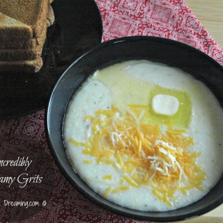Incredibly Creamy Grits