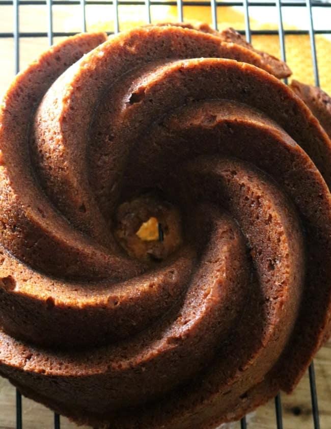Butter Rum Bundt Cake #Easy #Cake #Recipes