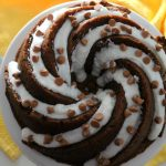 Originally posted in June, 2013, this Butter Rum Bundt Cake has received a photo update. This cake is still one of my husband's favorite cakes and my co-workers are all talking about it again as well. There's just something about the (non-alcoholic) butter rum flavor that folks enjoy and this cake is super moist because of the addition of pudding mix.