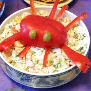 King Triton's Seafood Salad