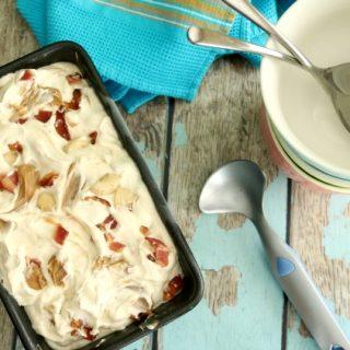 Peanutbutter banana Bacon Elvis Ice cream 2 650