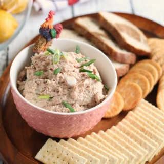 Deviled Ham Salad is a recipe it seems every family has a favorite recipe. It's great on marbled rye bread or as a spread for crackers and a great way to use leftover ham