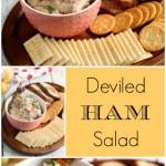 Deviled Ham Salad 4 PT