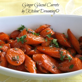 Ginger Glazed Carrots
