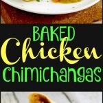 Chimichangas Baked PT
