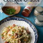 Chicken Pilau Chicken Bog Southern Chicken and Rice 6