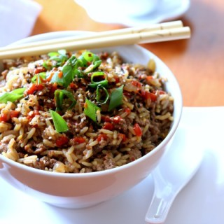 Korean Bulgogi Beef & Rice Bowl
