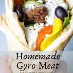 Homemade Gyro Meat 5