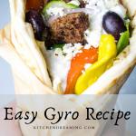 Homemade Gyro Meat 6