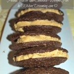 Peanut Butter Whoopie Pies are a fun and kid friendly treat that your whole family will love.