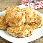 Turkey Swiss Thyme Scones KD