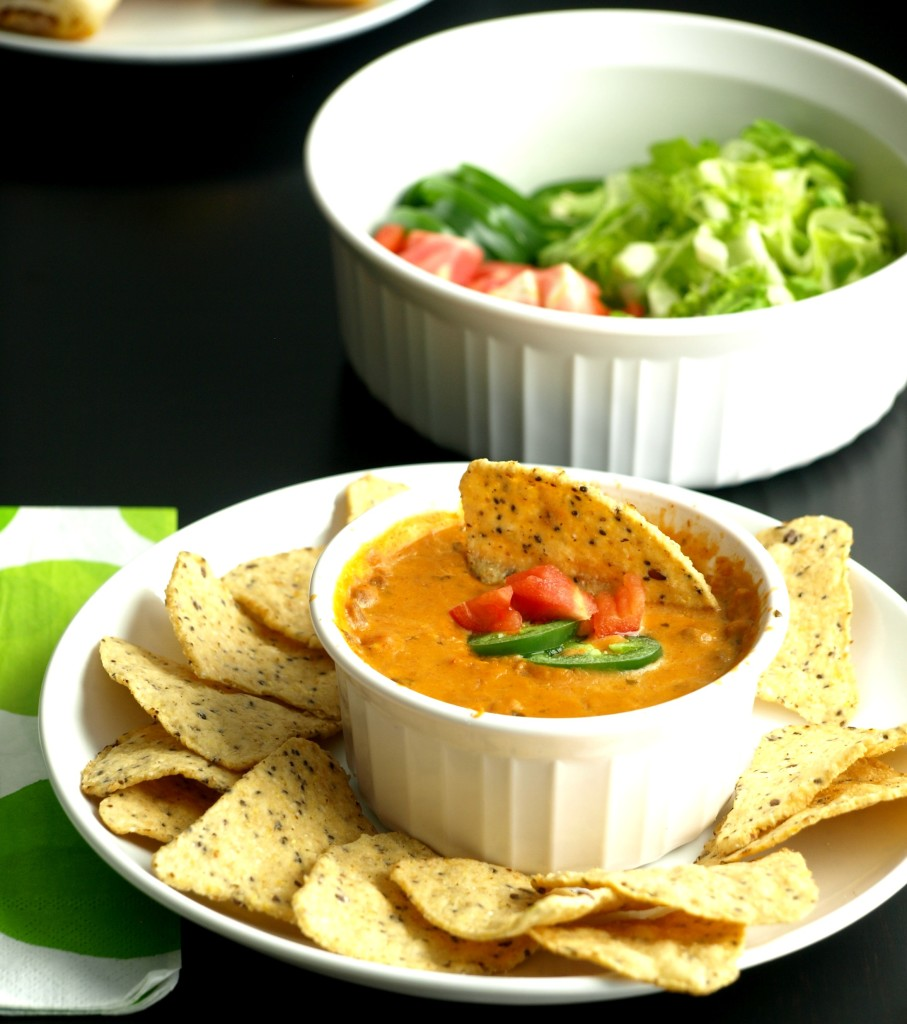Gentil Crock Pot Nacho Dip: Add A Variety Of Different Toppings U0026 Offer Your Own  Nacho