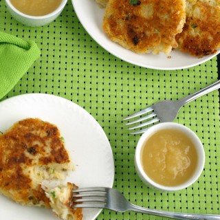 Irish Potato Pancakes – Boxty