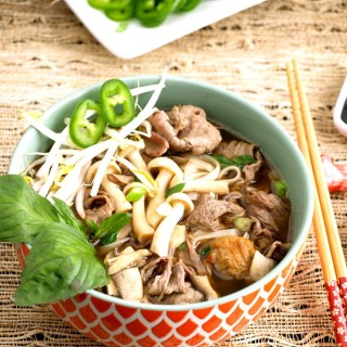 Easy Beef Pho