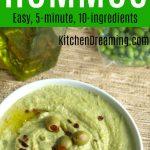 Edamame Hummus MAIN