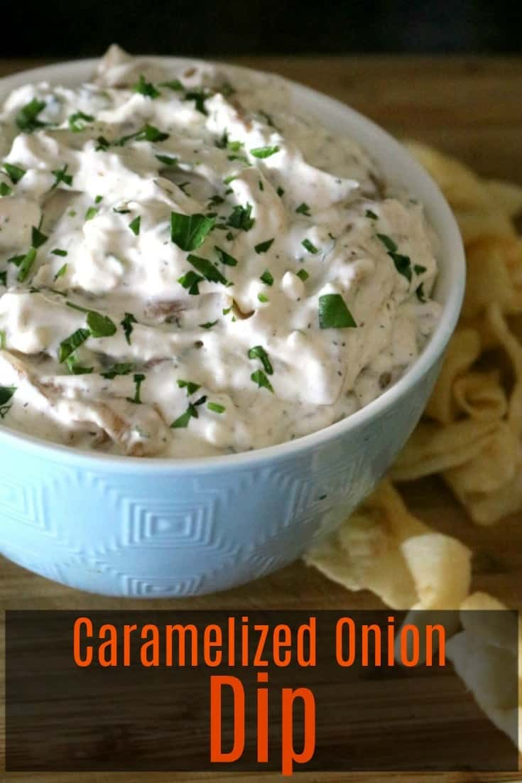 Onion Dip, specifically Caramelized Onion Dip AKA French Onion Dip, is one of my favorite go-to's for any party or get together. Ordinarily, you might start with a pre-packaged dry mix but what we've made today is a version that does not start with a mix and contains no MSG or other hard to pronounce chemicals. While this dip does take a little bit of time, the flavor is unparalleled. Are you with me? Let's go!
