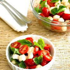 Caprese Salad for a Crowd 2 680 px