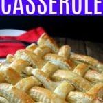 Chicken Pot Pie CASSEROLE Main