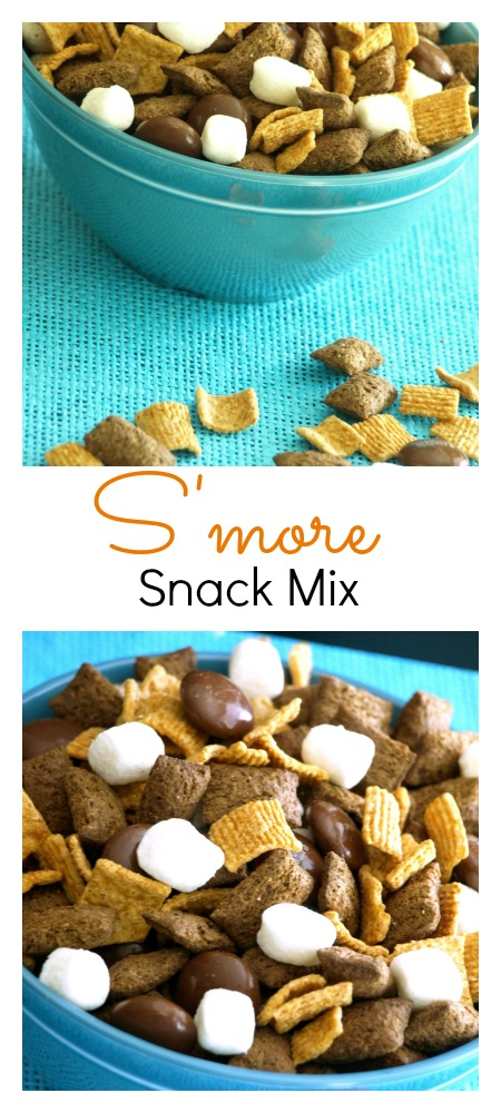 camping, chocolate, party mix, S'more, Snack