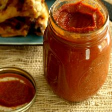 Spicy BBQ Sauce 680 px