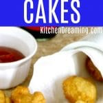 New England Clam Cakes Recipe MAIN