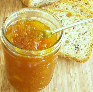 Small batch Pineapple Jam needs no pressure canning or pectin and yields a delicious and simple fresh pineapple jam in which you control the ingredients.