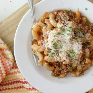 American Goulash Tomato Beef Macaroni 4
