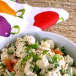 Chicken Noodle Salad Pinterest Pin Kitchen Dreaming ©