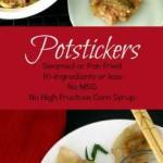 Potstickers B 550
