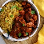 30-Minute Chicken Vindaloo