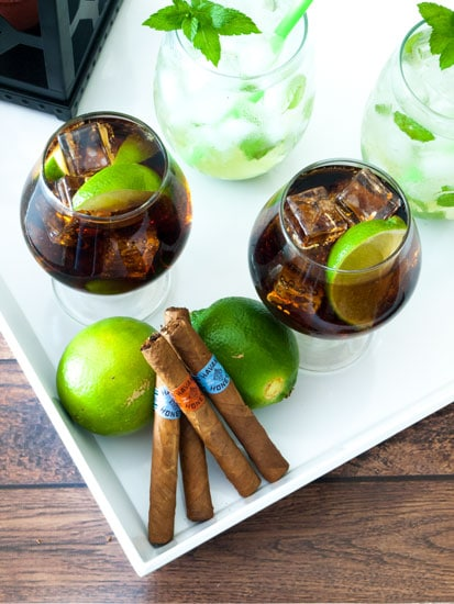 Created around the turn of the century (1902), this classic Cuban drink -- the Cuba Libre -- uses simple ingredients.