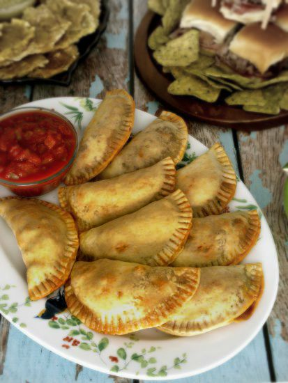 These easy to make Beef Empanadas are worth a second look with updated ...