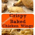 Crispy Baked Chicken Wings 3
