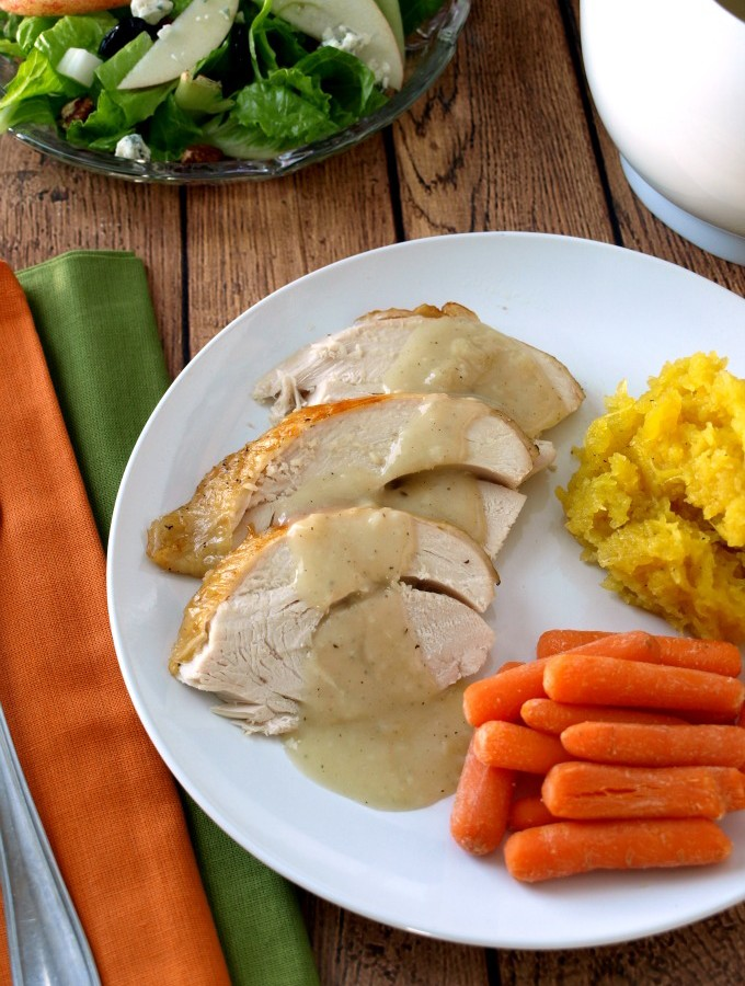 Crock Pot Turkey Breast