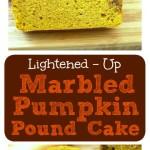 Marbled Pumpkin Pound Cake 3