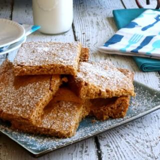 Charleston Chewies: A Brown Sugar Brownie