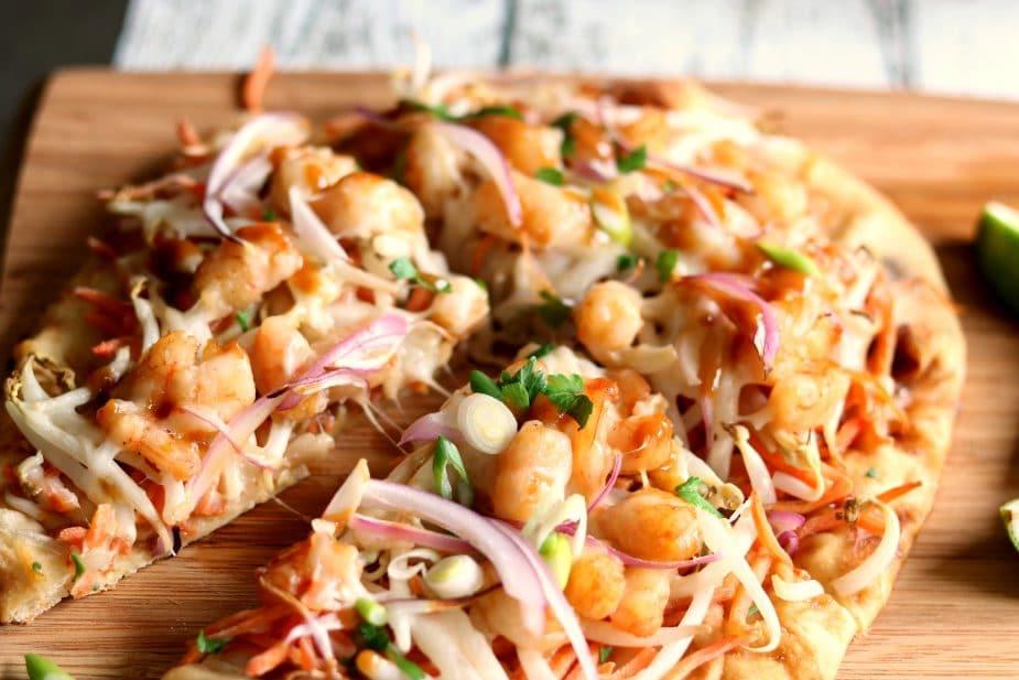 Thai Shrimp Pizza 1 FB