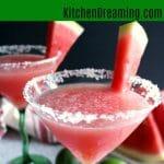 Watermelon Margaritas MAIN