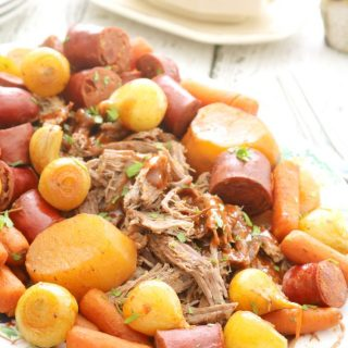Crock Pot Portuguese Pot Roast