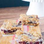 Cranberry oatmeal bars 5