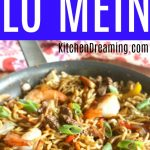 House Lo Mein  MAIN