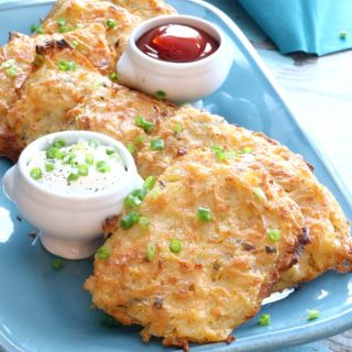 Baked Hashbrown Patties