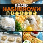 Baked Hash Brown Patties PT