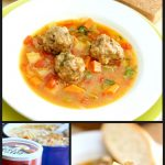Mexican Meatball Soup 6 PT