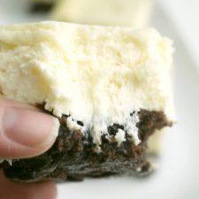 Brownie Cheesecake 6 650