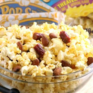 Man Cave Spicy Popcorn Mix