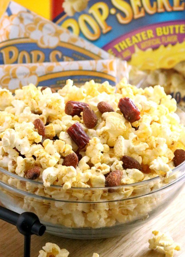 Man Cave Spicy Popcorn Mix